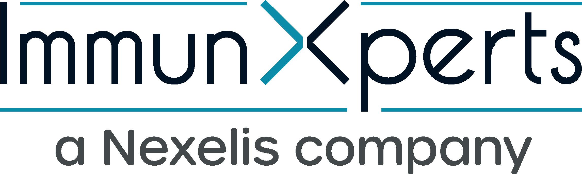ImmunXperts_Logo_wNexelis